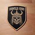 Manilla Road - New Jack - Shield Patch