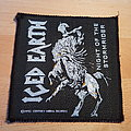 Iced Earth - Night Of The Stormrider - vintage patch