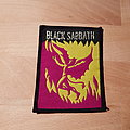 Black Sabbath - Henry - vintage patch