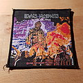 Iron Maiden - Patch - Iron Maiden - The Wicker Man - patch