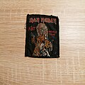 Iron Maiden - Patch - Iron Maiden - Killer World Tour - patch