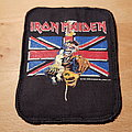 Iron Maiden - Seventh Son Of A Seventh Son era printed - patch