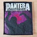 Pantera - Cowboys From Hell - patch