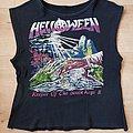 Helloween - TShirt or Longsleeve - Helloween - Keeper Of The Seven Keys Pt. II - T-Shirt