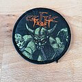 Celtic Frost - Patch - Celtic Frost - Emperor's Return - circle patch