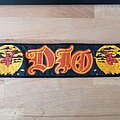 Dio - Patch - Dio - Holy Diver - superstrip patch