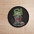 "Death - Patch - Death - ""Mr. Purple"" Leprosy - patch"