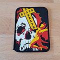 Black Sabbath - Henry, Skull And Cross - patch