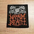 Napalm Death - Patch - Napalm Death - From Enslavement To Obliteration - patch