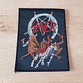 Slayer - Patch - Slayer - Hell Awaits - patch