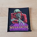 Megadeth - Peace Sells But Who's Buying - vintage patch