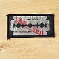 Judas Priest - British Steel - vintage patch