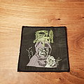 Death - Leprosy - square patch