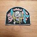 Motörhead - Patch - Motörhead - rubber - patch
