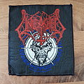 Unleashed - Never Ending Hate - patch