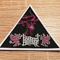 Reverend Bizarre - Patch - Reverend Bizarre - In The Rectory Of The Bizarre Reverend - white border patch