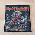 Iron Maiden - Hallowed Be Thy Name - patch