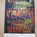 Venom - Other Collectable - Christmas Metal Meeting '97 - poster