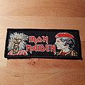 Iron Maiden - Patch - Iron Maiden - Women In Uniform - patch