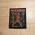 Iron Maiden - Patch - Iron Maiden - Somewhere In Time - patch