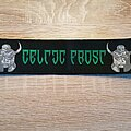 Celtic Frost - Patch - Celtic Frost - Emperor's Return - superstrip patch