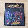 HammerFall - Patch - Hammerfall - Crimson Thunder - patch