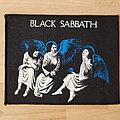 Black Sabbath - Heaven And Hell - mini back patch