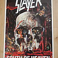 Slayer - South Of Heaven - promo poster Patch