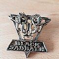 Black Sabbath - Pin / Badge - Black Sabbath - Tyr - pin