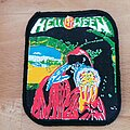 Helloween - Patch - Helloween - Keeper Of The Seven Keys - printed patch