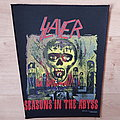 Slayer - Patch - Slayer - Seasons In The Abyss - backpatch