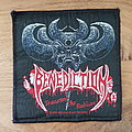 Benediction - Transcend The Rubicon - patch