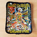 Iron Maiden - Patch - Iron Maiden - Somewhere In Time - printed patch