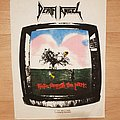 Death Angel - Patch - Death Angel - Frolic Through The Park - backpatch