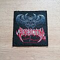 Benediction - Patch - Benediction - Transcend The Rubicon - patch