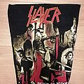 Slayer - Patch - Slayer - Reign In Blood - backpatch