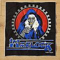 Warlock - Patch - Warlock - You Hurt My Soul - backpatch