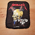 Metallica - Damage Inc. - printed patch