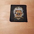 Iron Maiden - Patch - Iron Maiden - The Clairvoyant - vintage patch