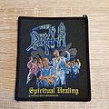 Death - Spiritual Healing - patch