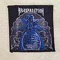 Resurrection - Embalmed Existence - vintage patch