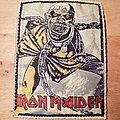 Iron Maiden - Patch - Iron Maiden - Piece Of Mind - patch