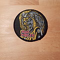 Iron Maiden - Patch - Iron Maiden - Killers - vintage patch
