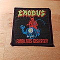 Exodus - Patch - Exodus - Fabulous Disaster - patch
