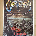 Obituary - The End Complete - promo poster Other Collectable