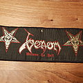 Venom - Welcome To Hell - superstrip patch