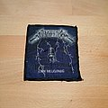 Metallica - Patch - Metallica - Ride The Lightning - patch