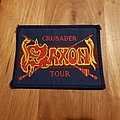 Saxon - Crusader Tour - patch