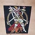 Slayer - Patch - Slayer - Show No Mercy - backpatch