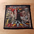 Iron Maiden - Patch - Iron Maiden - Dance Of Death - patch